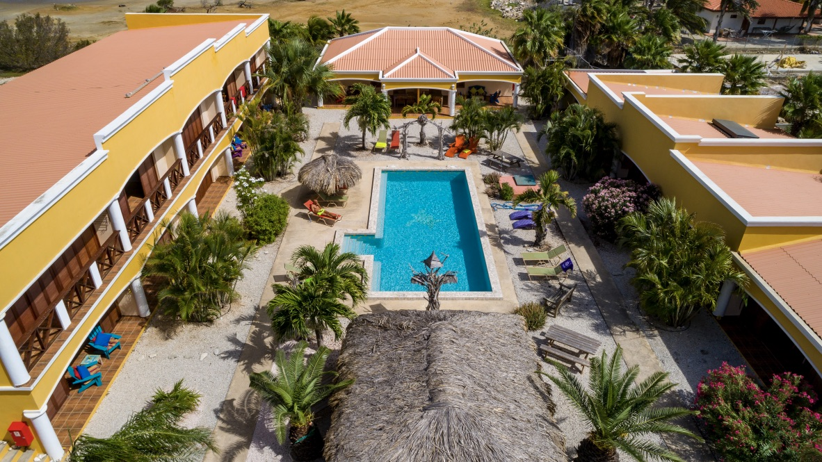 Djambo Bonaire - Apartments